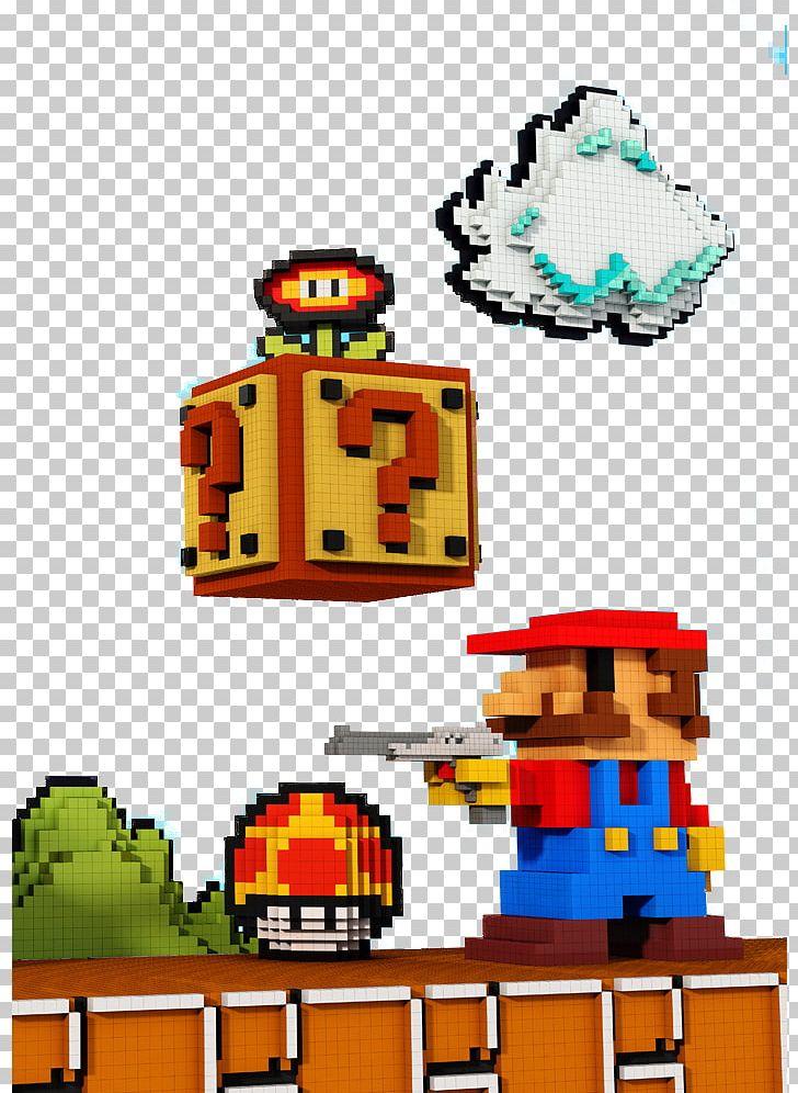 Super Mario Bros Duck Hunt Pixel Art Png Clipart 8bit