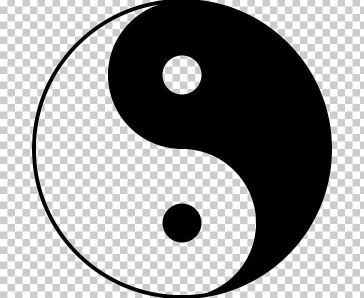 Yin And Yang Symbol PNG, Clipart, Area, Black And White, Circle, Concept, Desktop Wallpaper Free PNG Download