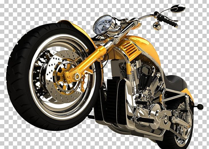 Bmw Chopper Custom Motorcycle Harley Davidson Png Clipart