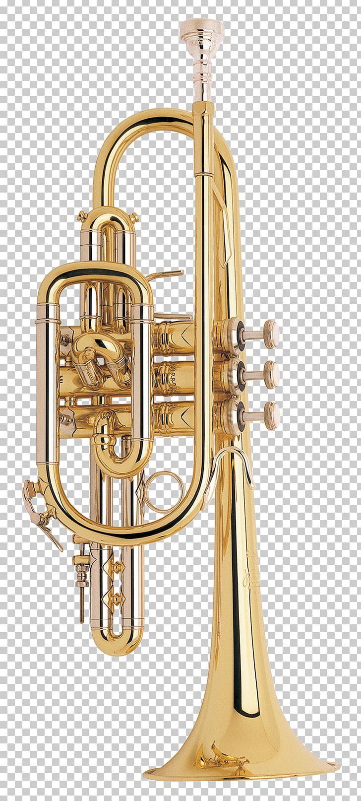 Cornet Trumpet Flugelhorn Vincent Bach Corporation Conn