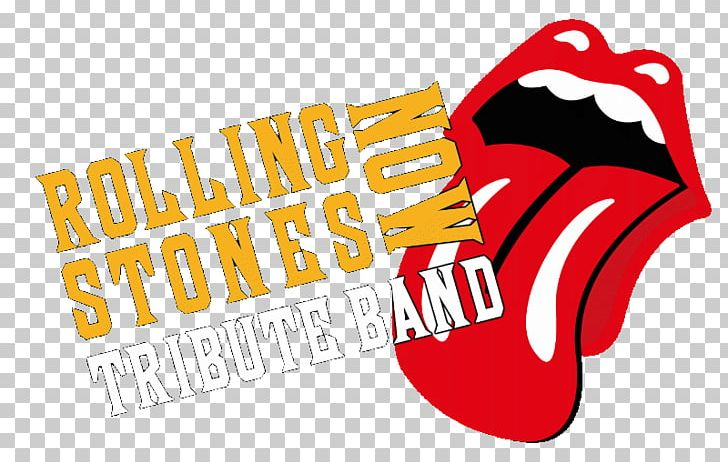 Logo Cover Band Brand The Rolling Stones Illustration PNG