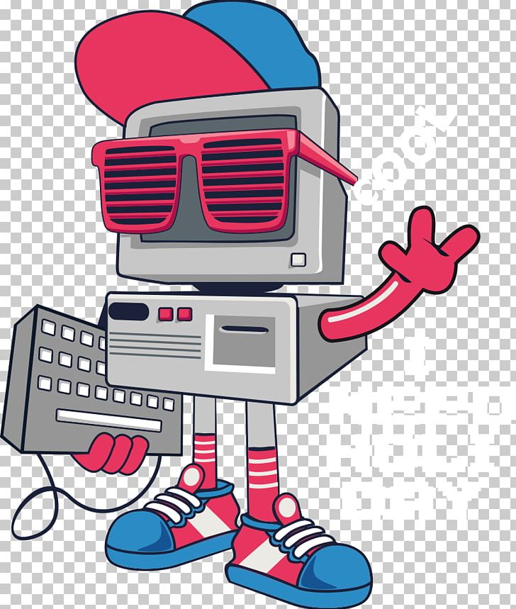 T-shirt Robot PNG, Clipart, Adobe Illustrator, Cartoon, Cartoon Character, Cartoon Cloud, Cartoon Eyes Free PNG Download