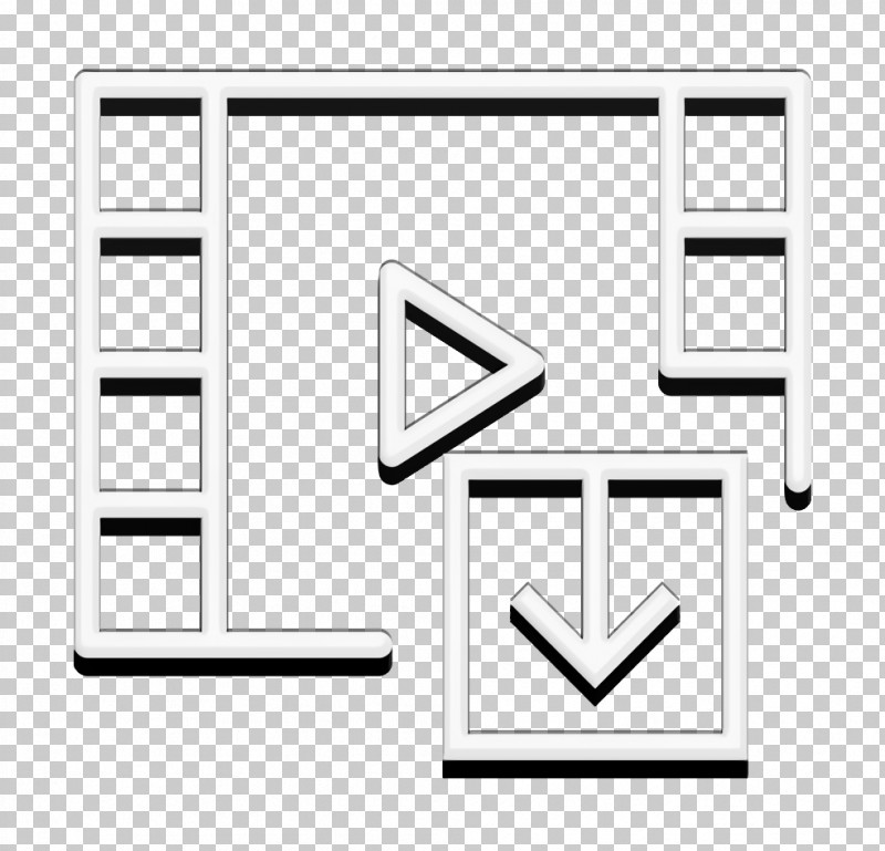 Video Player Icon Interaction Set Icon Movie Icon PNG, Clipart, Geometry, Interaction Set Icon, Line, Mathematics, Meter Free PNG Download