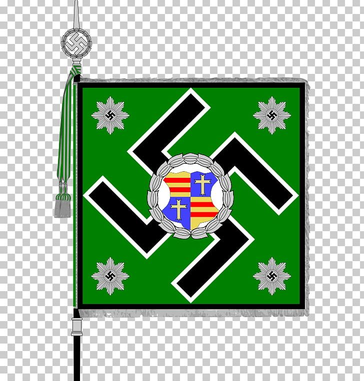 German Ss Flag