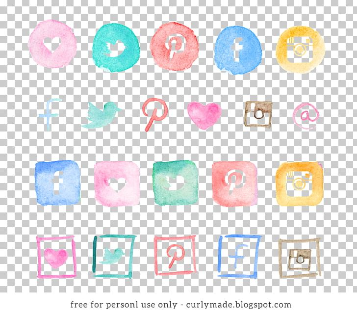 Social Media Watercolor Painting Computer Icons Blog PNG, Clipart, Blog, Blogger, Bloglovin, Body Jewelry, Brand Free PNG Download