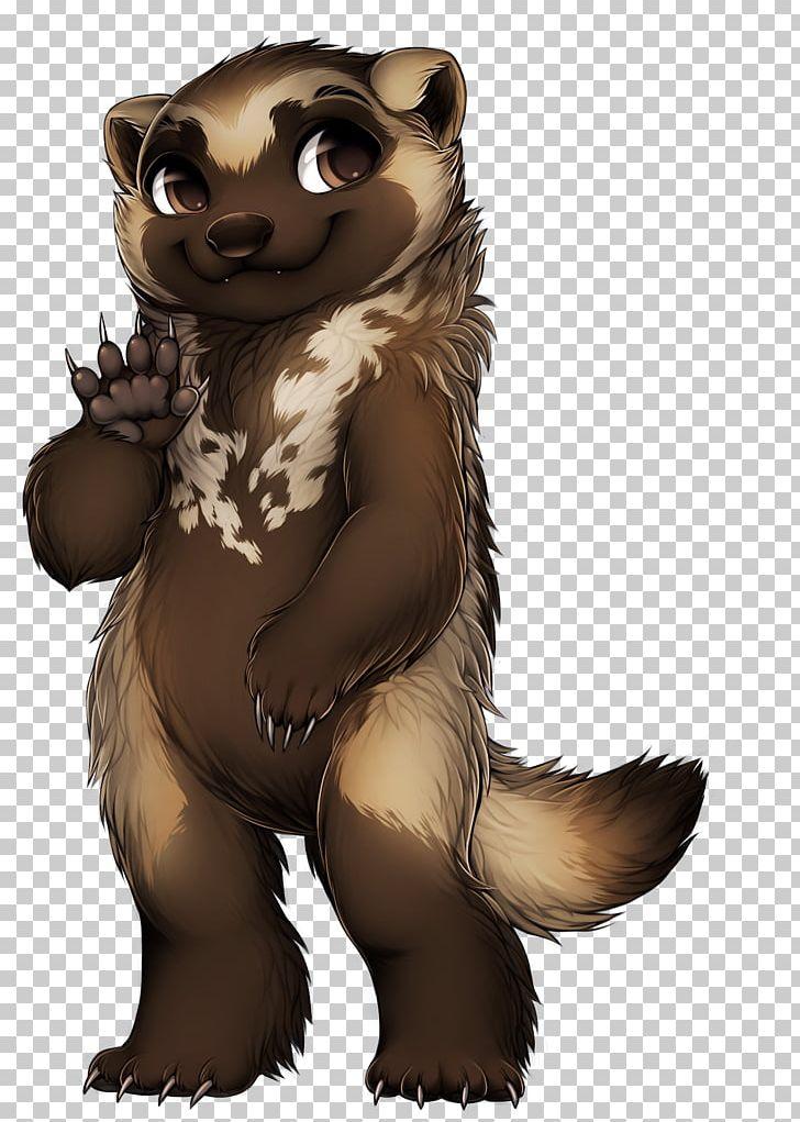 Wolverine Otter Deer Raccoon Ferret PNG, Clipart, American Badger, Animal, Badger, Bear, Big Cat Free PNG Download