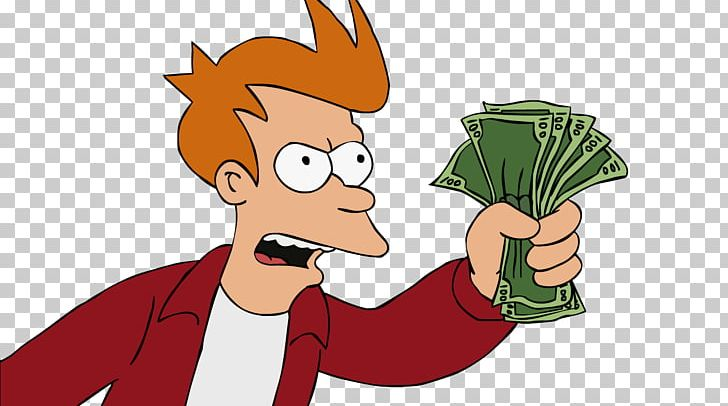Philip J. Fry Money Bender Credit Card PNG, Clipart, Boy, Cartoon, Credit, David X Cohen, Fiction Free PNG Download