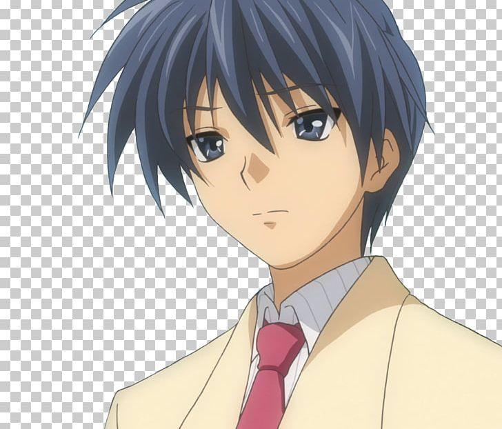Tomoya Okazaki Clannad Anime Nagisa Furukawa Character Png