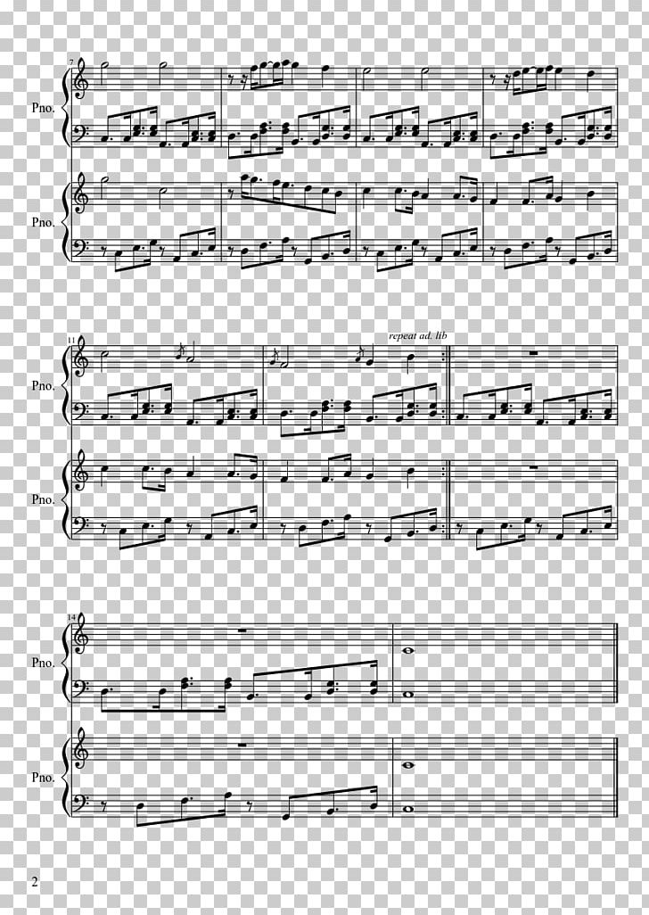 Sheet Music Piano Composer Comptine Dun Autre été Png