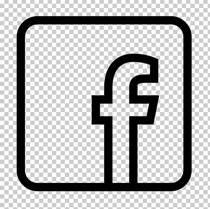 Facebook desktop. Social media computer icons