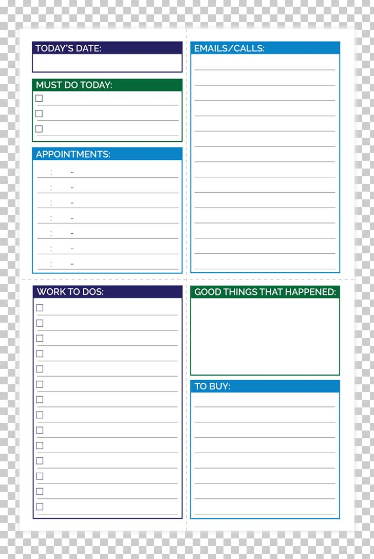 Personal Organizer Paper Notebook Document Planning PNG, Clipart