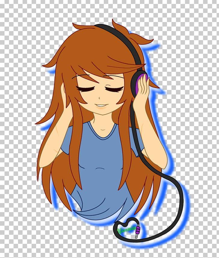 Long Hair Headgear PNG, Clipart, Art, Brown Hair, Cartoon, Clothing, Computer Free PNG Download