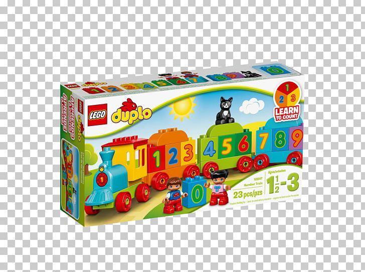 LEGO 10847 DUPLO Number Train Toy LEGO 10848 DUPLO My First Bricks PNG, Clipart, Child, Construction Set, Duplo, Lego, Lego 10617 Duplo My First Farm Free PNG Download