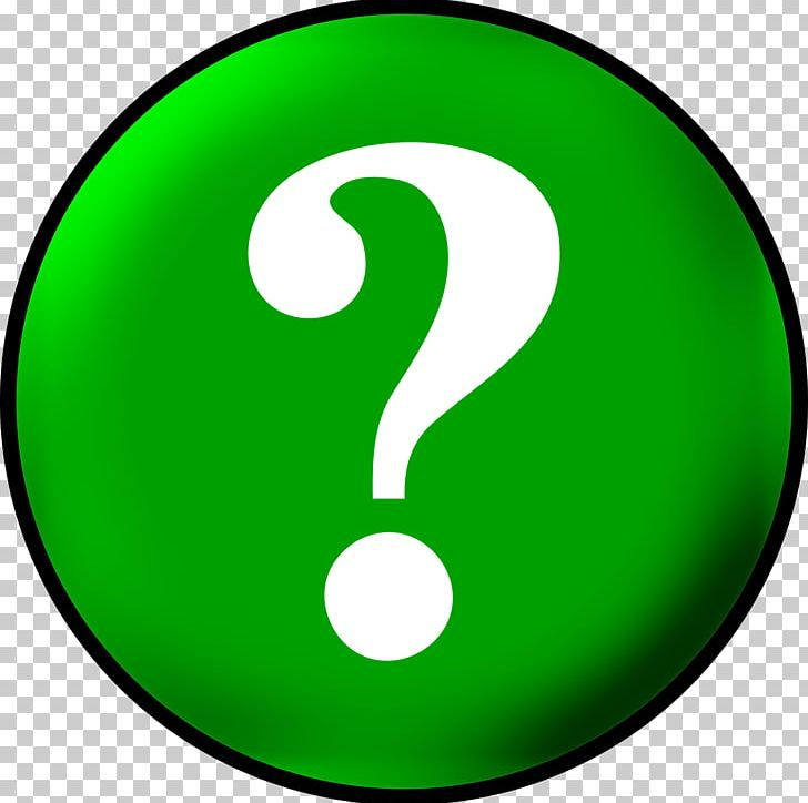 Computer Icons Question Mark PNG, Clipart, Area, Circle, Computer Icons, Document, Green Free PNG Download