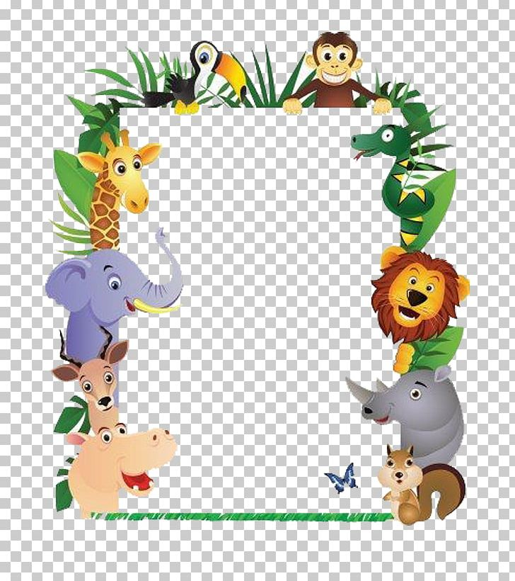 Animal Monkey PNG, Clipart, Animals, Area, Art, Baby Toys, Border Frame Free PNG Download