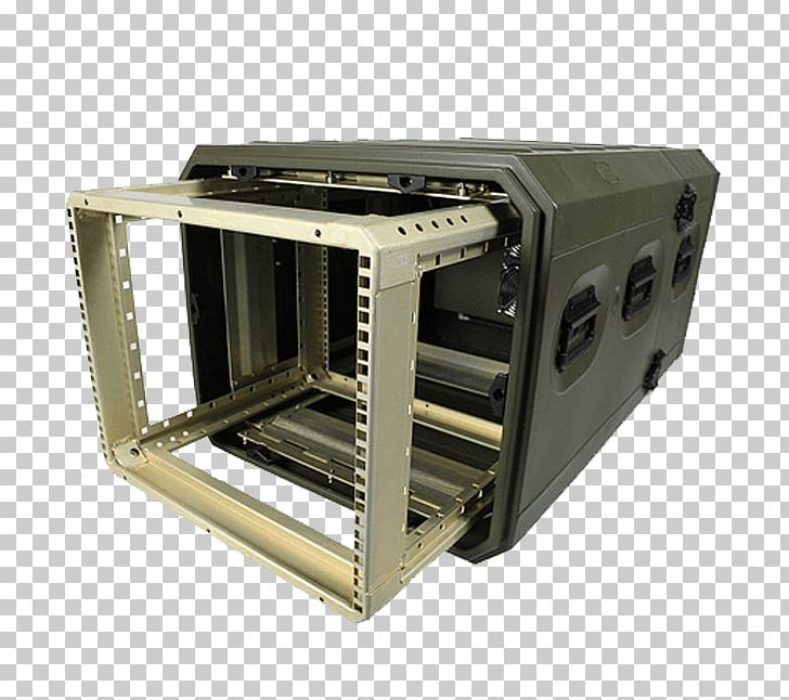 Rugged Computer 19 Inch Rack Technology