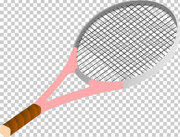 Racket Tennis Ball Png Clipart Ball Cartoon Tennis Racket Graphic Arts Line Movement Free Png Download