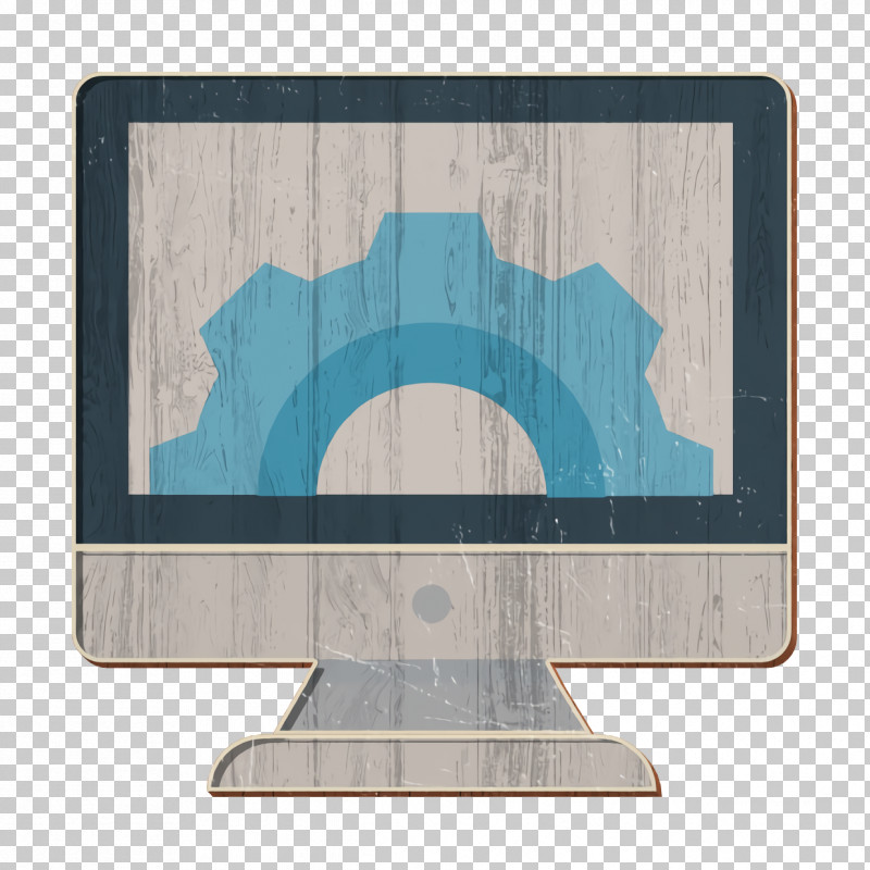 Monitor Icon Digital Marketing Icon PNG, Clipart, Digital Marketing Icon, Meter, Microsoft Azure, Monitor Icon, Teal Free PNG Download
