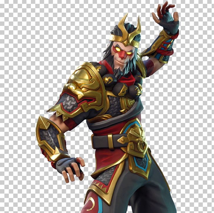 Fortnite Battle Royale Sun Wukong PlayStation 4 PlayerUnknown's Battlegrounds PNG, Clipart, Action Figure, Armour, Battle Royale, Battle Royale Game, Epic Games Free PNG Download