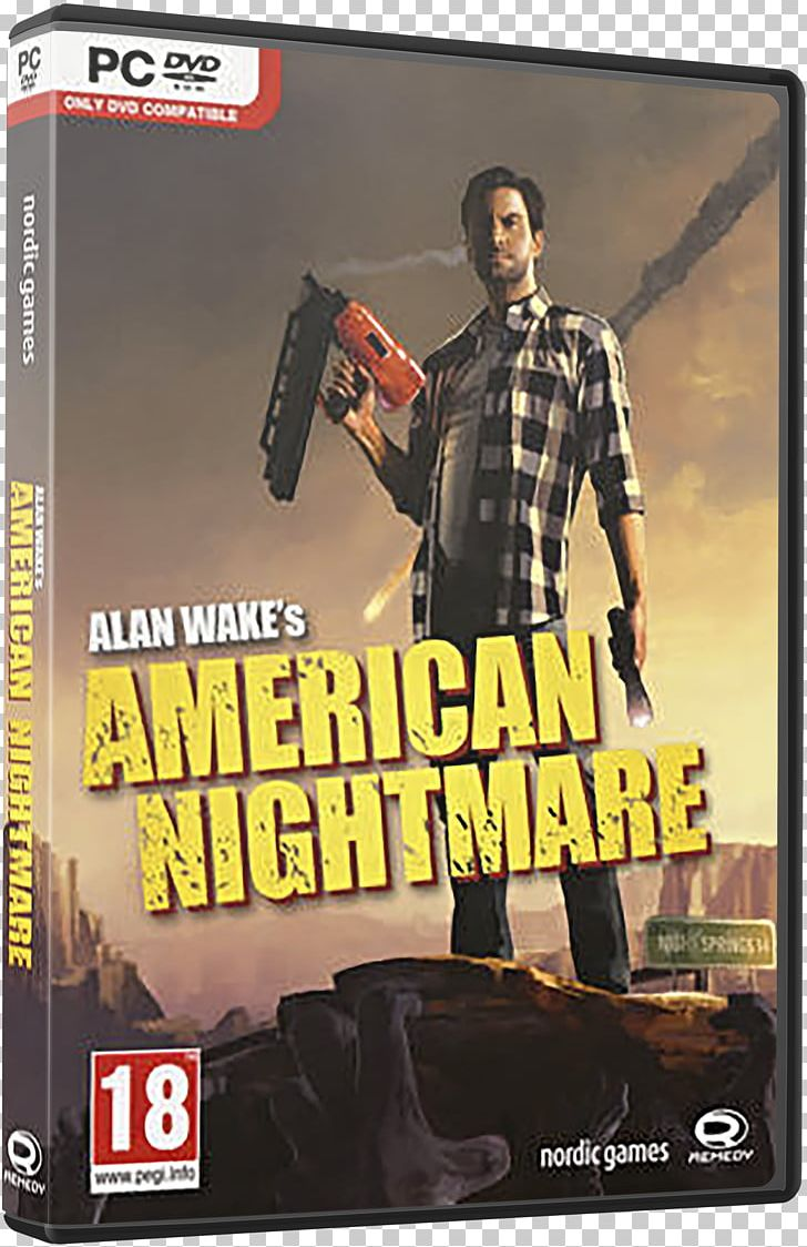 Alan Wake's American Nightmare Xbox 360 Video Game