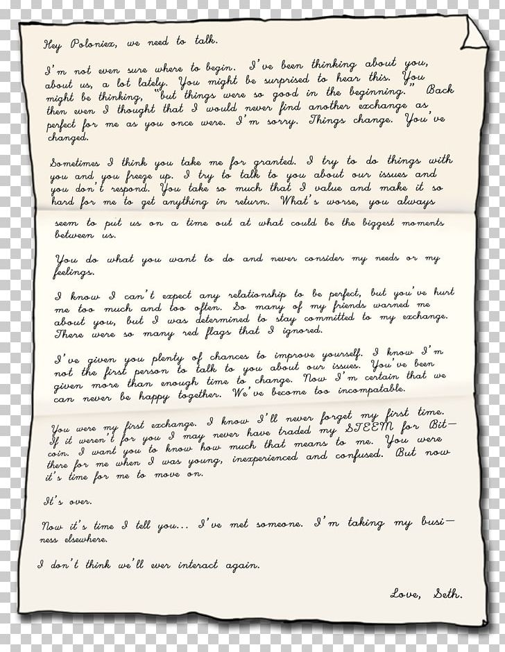 Letter Poloniex Handwriting Breakup PNG, Clipart, Area