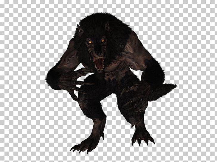 skyrim mod werewolf