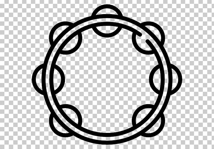 Tambourine Drawing Musical Instruments PNG, Clipart, Black And White, Body Jewelry, Circle, Download, Drawing Free PNG Download