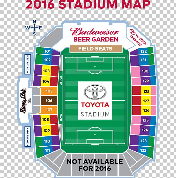 FC Dallas Toyota Stadium Portland Timbers AT&T Stadium PNG