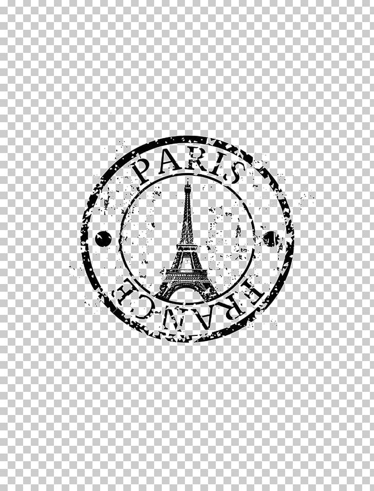 Eiffel Tower PNG, Clipart, Black And White, Circle, Computer Icons, Design, Drawing Free PNG Download