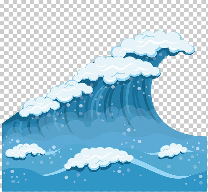 Wind Wave Sea Euclidean PNG, Clipart, Abstract Waves, Aqua, Area, Blue, Cartoon Free PNG Download