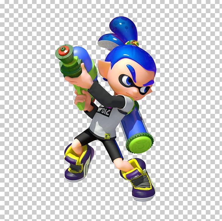 Splatoon 2 Wii U Costume Child PNG, Clipart, Action Figure