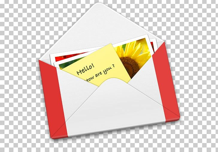 Brand Material Envelope Yellow PNG, Clipart, Application, Brand, Computer Icons, Document, Download Free PNG Download