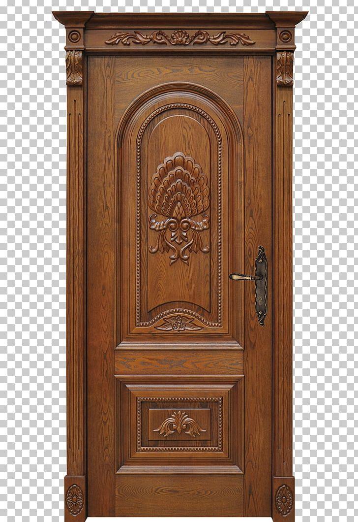 Door Window Teak Wood Furniture Png Clipart Antique