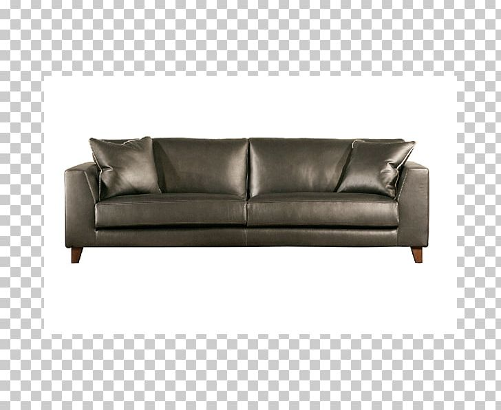 Couch Leather Sofa Bed Png Clipart