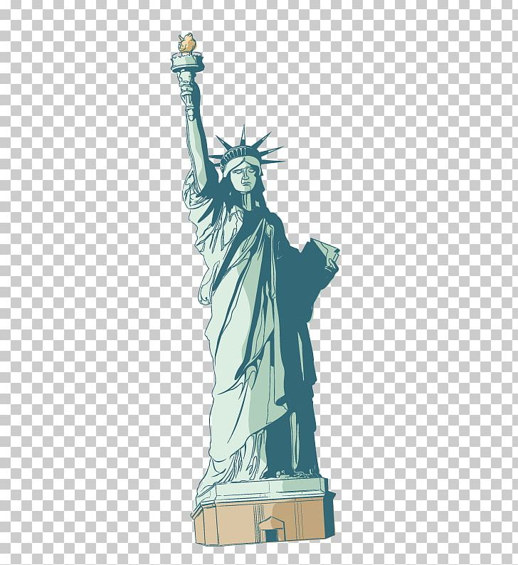 Statue Of Liberty Drawing PNG, Clipart, American Building, Art, Buddha Statue, Clip Art, Drawing Free PNG Download