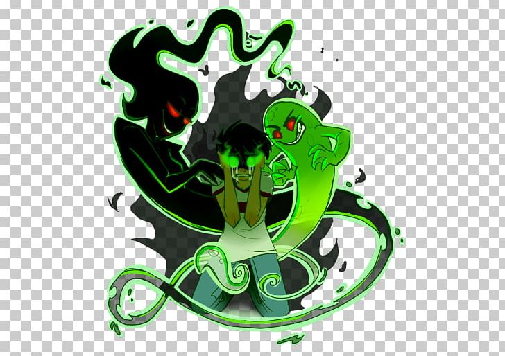 Penelope Spectra Ghost Png Clipart Amphibian Animation Art Cindy Robinson Danny Phantom Free Png Download