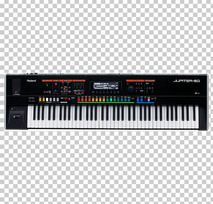 Roland Jupiter-8 Roland Jupiter-6 Roland JP-8000 Roland