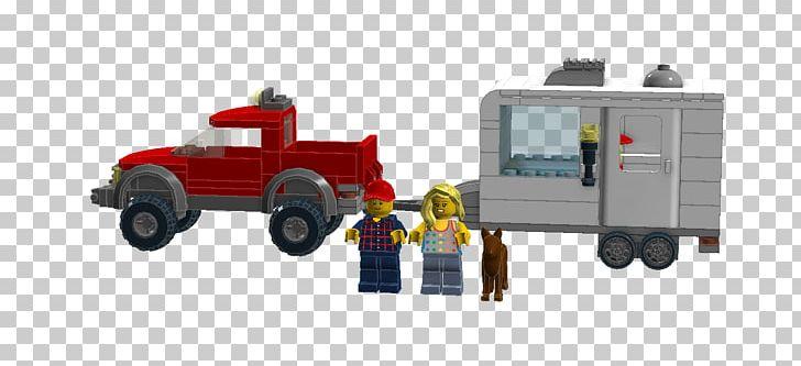 Motor Vehicle LEGO Semi-trailer Truck Campervans PNG, Clipart, Campervans, Camping, Caravan, Idea, Lego Free PNG Download