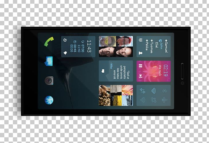 Sailfish OS Operating Systems Linux FreeBSD Mobile Operating System