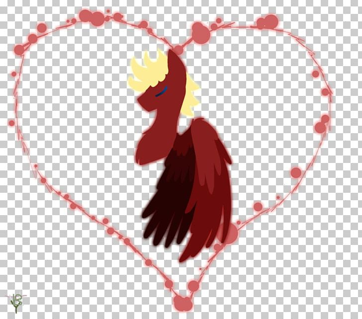 Rooster Chicken Heart PNG, Clipart,  Free PNG Download