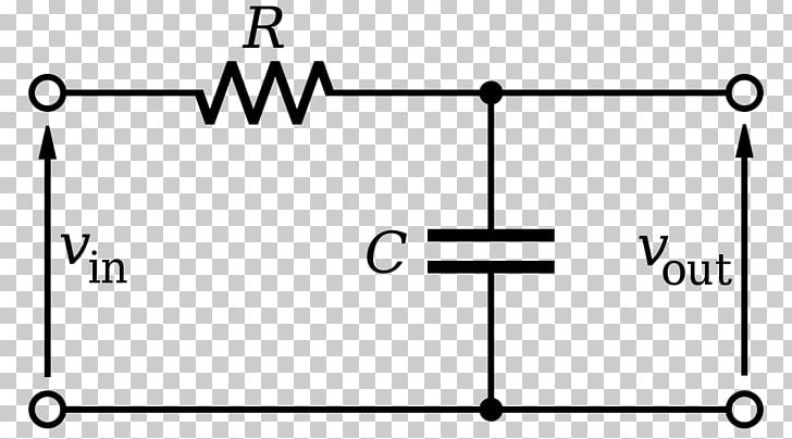 Low-pass Filter Electronic Circuit Electronic Filter High-pass Filter RC Circuit PNG, Clipart, Angle, Area, Bandpass Filter, Black And White, Capacitor Free PNG Download