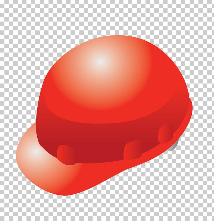Red Hard Hat Helmet Png Clipart Cartoon Circle Clothing