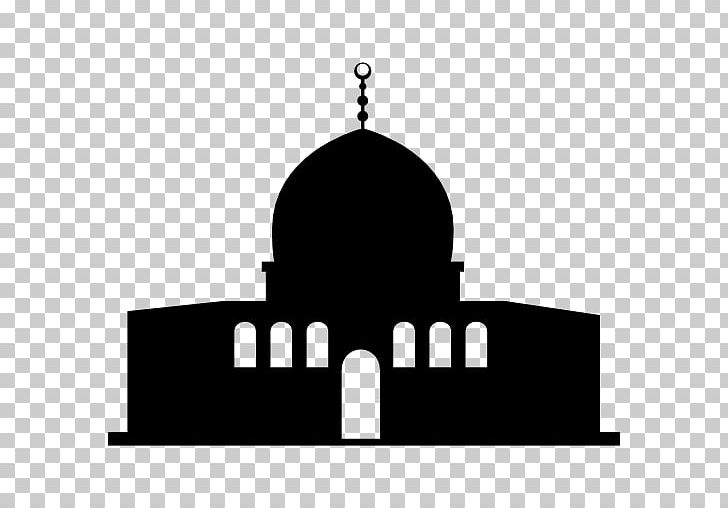 Dome Of The Rock Computer Icons PNG, Clipart, 201 Dome Mosque, Arch, Black, Black And White, Brand Free PNG Download