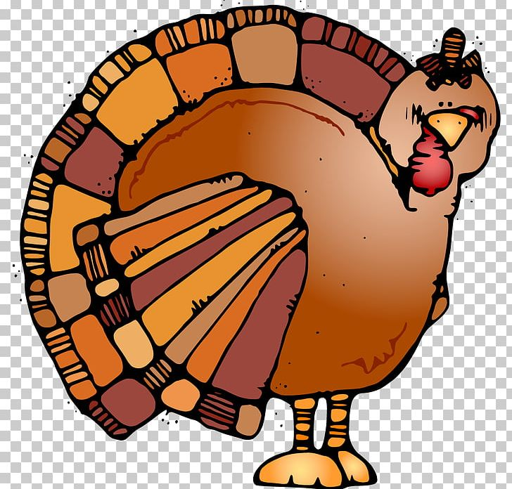 Thanksgiving Turkey Meat PNG, Clipart, Artwork, Autumn, Beak, Bird, Branch Free PNG Download