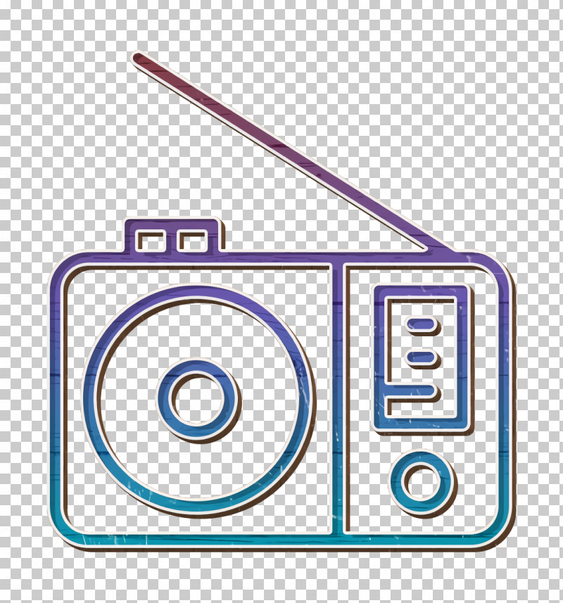Radio Antenna Icon Household Appliances Icon Radio Icon PNG, Clipart, Amplitude Modulation, Apple Ipad Family, App Store, Broadcasting, Computer Application Free PNG Download
