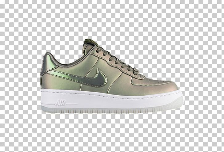 Sports Shoes Nike Wmns Air Force 1 Upstep Premium LX PNG