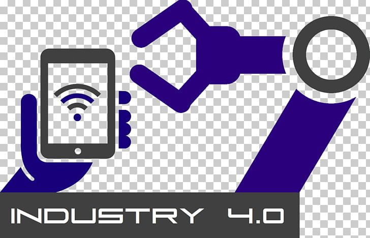 Industry 4.0 Technology Business Manufacturing PNG, Clipart, Automation, Blue, Brand, Communication, Computer Software Free PNG Download