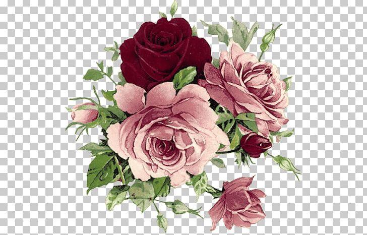 Vintage Clothing Floral Design Flower Rose Decoupage PNG, Clipart, Artificial Flower, Botanical Illustration, Choix Des Plus Belles Fleurs, Cut Flowers, Decoupage Free PNG Download