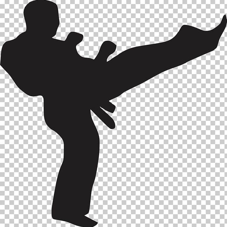 Karate Chinese Martial Arts Taekwondo Shotokan PNG, Clipart, Arm, Black And White, Chinese Martial Arts, Combat, Combat Sport Free PNG Download