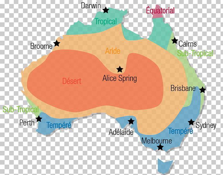 Australias Klima Deserts Of Australia Map Climate PNG ...